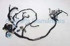 honda s2000 dash harness 2006 09 honda s2000 lower dash wire harness wiring wires dashboard 32150 s2a