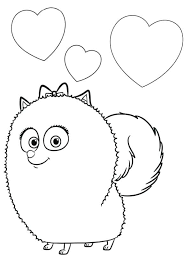 Magic Tree House Coloring Pages To Print House Pets Coloring Pages