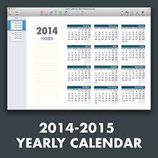 2014 Calendar Template Microsoft Word