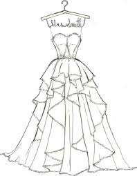 Small Picture Barbie Clothes Coloring Pages Coloring Pages