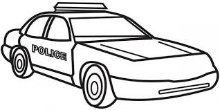 Small Picture Get This Printable Police Car Coloring Pages Online 17696