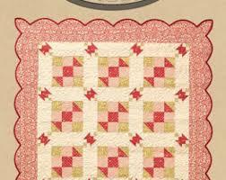 Sale quilt taffy   Etsy & SALE - Candy Taffy Quilt Pattern - Cotton Way Adamdwight.com