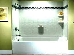 kohler tub shower combo bathtub shower units one piece shower with bathtub one piece shower tub kohler tub shower