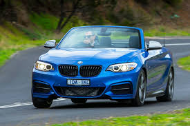 BMW M235i Convertible Pricing Revealed - Daily Auto Fix