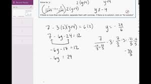 p 03 08 solving a rational equation that simplifies to linear unlike binomial denominators