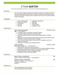 Social Media Marketing Resume Outathyme Amazing Social Media Marketing Resume