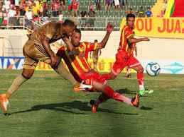 Sport marca no fim e garante três pontos contra Juazeirense - Folha PE