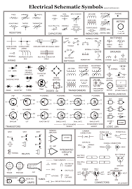 electrical schematic symbols skinsquiggles pinterest symbols Common Wiring Diagram Symbols electrical schematic symbols Electrical Schematic Symbols