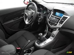 2012 Chevrolet Cruze LT/RS Jet Black Dashboard Photo #54615033 ...