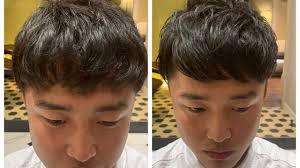 メンズの前髪のくせ毛の悩みを僕の縮毛矯正で自然に扱いやすく解決しま