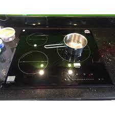 Bếp điện từ Canzy CZ-67GHP - Tặng bộ nồi 5 món cao cấp