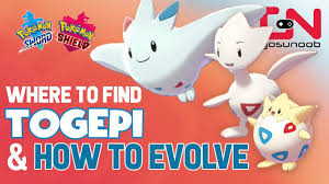 Pokemon Togepi Evolution Chart Where To Find Togepi Togetic How To Evolve Into Togekiss Pokemon Sword And Shield Evolution