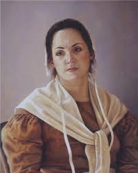 Foundation Arts. elect lady by liz lemon swindle painting of emma smith