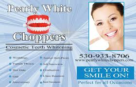 pearly white choppers cosmetic teeth whitening teeth whitening
