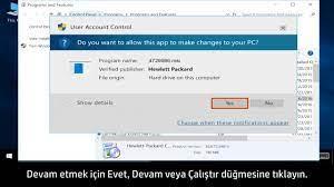 Windows'ta Yazıcı Yazılımlarını Kaldırma - YouTube