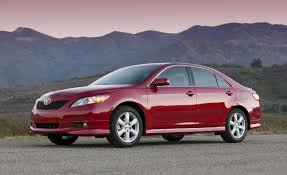 2008 Toyota Camry - Information and photos - ZombieDrive