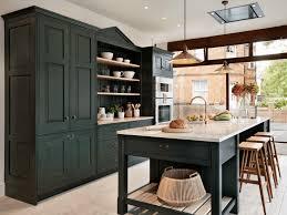 Black Tall Kitchen Cabinets Miami Dining Set Wholesale Kitchen