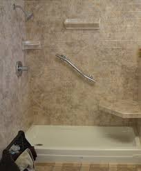 luxury commercial bath shower surround and shower pan liner