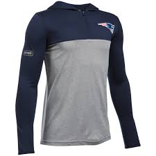 under armour youth hoodie. under armour new england patriots youth gray tech pullover hoodie