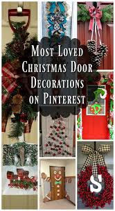 christmas door decorating ideas pinterest. Christmas-door-decorating-ideas-pinterest Christmas Door Decorating Ideas Pinterest D