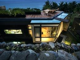 view modern house lights. Modern House Roof View In Gallery By Create Think Design Studio Pergola . Lights A