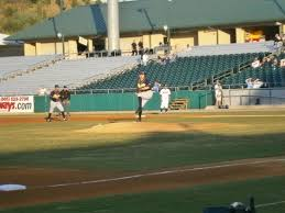 On The Mound Picture Of Tennessee Smokies Minor League