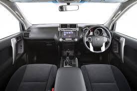 2014-15 Toyota Prado Review