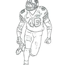 Free Soccer Coloring Pages Best Of Coloring Download Football Player