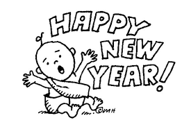 merry christmas and happy new year 2015 black and white. Merry Christmas And Happy New Year Clip Art Black White 11 2015