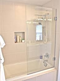frameless bathtub doors modern sliding