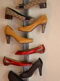 Just The Right Shoe Display Stand Shoe Racks For Closets HGTV 45