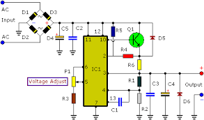 dc circuit diagram the wiring diagram 3 30v 3a adjustable regulated dc power supply circuit diagram circuit diagram
