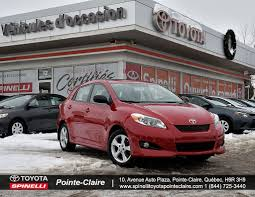 2014 Toyota Matrix TOURING MAGS FOGS used for sale in Pointe ...