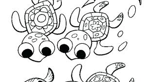 ninja turtle coloring pages for s free turtle coloring pages free printable turtle coloring pages for