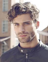 Curly Hair Haircuts Guys Hairstyle For Curly Hair Haircuts For