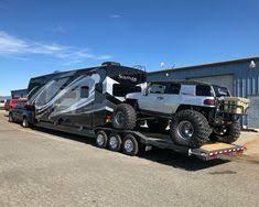 rv truck lifted trucks big trucks toyota 4x4 fj cruiser sel