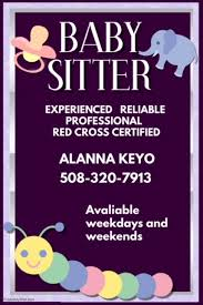 Baby Sitters Wanted