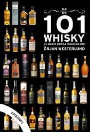 Bildresultat för bok 100 whisky