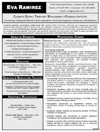 Resume Sample Cosmetology For Recent Graduateuty School Student