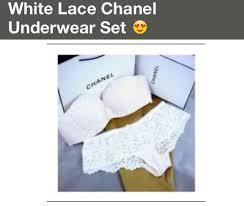 chanel underwear. chanel underwear p