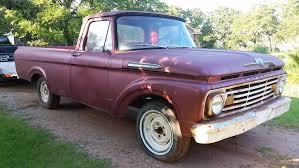 Uncommon Commodity: 1964 Mercury M100 Pickup
