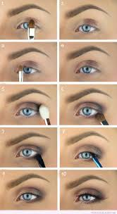 pretty eye makeup natural makeup look for blue eyes