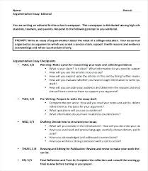 Persuasive Essay Examples Middle School Persuasive Writing Examples ...