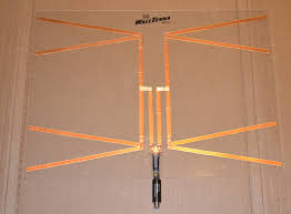 the walltenna is a flat antenna that s for indoor or