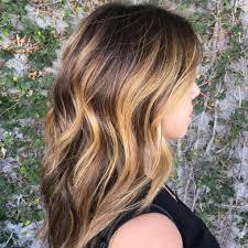 Dark Brown Hair With Golden Brown