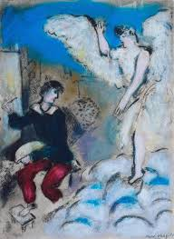 marc chagall the vision