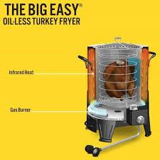 Turkey Fryer Size Chart Deep Fried Turkey Without Oil Step By Step Photos