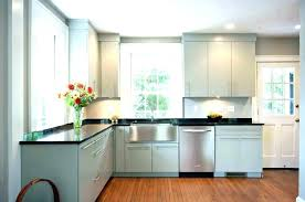 marvelous crown molding for kitchen cabinets kitchen