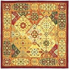 6 x area rugs square rug 6x6