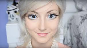 1 brazilian human barbie andressa damiani says she s never had any plastic surgery human barbie and anime their makeup valeria lukyanova tutorial you